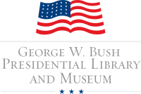 200px-official_logo_of_the_george_w-_bush_presidential_library-svg