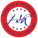 273px-official_logo_of_the_franklin_d-_roosevelt_presidential_library-svg